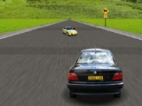 flash игра Action Driving Game