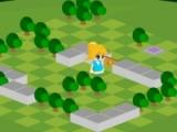 Flash игра для девочек Aengie quest