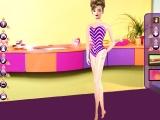 Flash игра для девочек Birthday Barbie Dressup - Барби День рождения