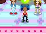 Flash игра для девочек Hip-Hop Don't Stop - Танцпол для Барби