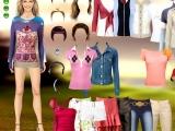 Flash игра для девочек Real Barbie Dressup - Фото-одевалка Барби