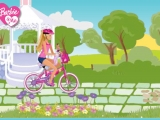 Barbie: Bike Game - Велосипедистка Барби