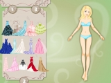 flash игра Dress Up Barbie - Модница Барби