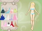 Flash игра для девочек Dress Up Barbie - Модница Барби