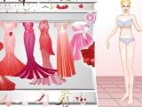 Flash игра для девочек Bride in Red