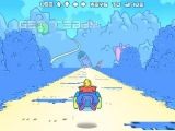 flash игра Space Punk Racer