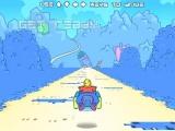 Flash игра для девочек Space Punk Racer