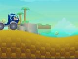 Flash игра для девочек Sonic Truck 2