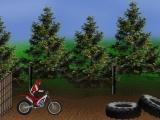 Flash игра для девочек Bike Trial 2