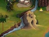 Flash игра для девочек Scooby Doo: River Rapids Rampage