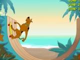 Flash игра для девочек Scooby Doo: Big Air