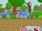 Flash игра для девочек Dora Train Express