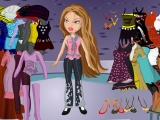 Yasmin Bratz Dress Up