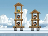 Flash игра для девочек Siege Hero Viking Vengeance