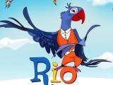 Flash игра для девочек Rio the Flying Macaw