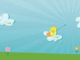 Flash игра для девочек Tweetys Flying High