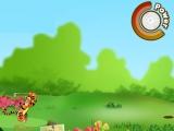 Flash игра для девочек 100 Acre Wood Golf