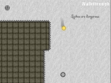flash игра Trapped Ball