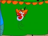 flash игра Wacly: Рыжий клоун