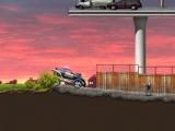 Flash игра для девочек Hell Cops