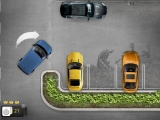 Flash игра для девочек Parking 3