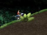 Flash игра для девочек Jungle ATV