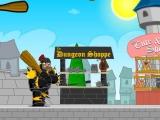 Flash игра для девочек The Black Knight