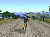 flash игра 3D Mountain Bike