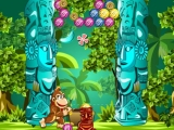 Flash игра для девочек Donkey Kong Jungle Ball
