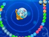 Flash игра для девочек Bear & Cat Online Game