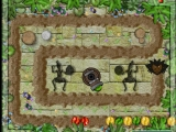 Flash игра для девочек Tropical Jungle Rumble