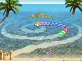 Flash игра для девочек Tropix: Puffer Popper