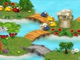 Flash игра для девочек Bird's Town