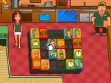 flash игра Mahjong Burger