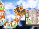 flash игра Dragon Mahjong