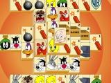 Flash игра для девочек Looney Mahjong