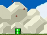 flash игра Mario Catcher