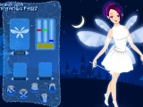 Flash игра для девочек Design Your Heavenly Fairy