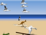 Yetisports 4 - Полёт на альбатросе