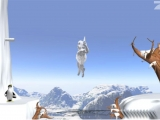 Yetisports 10 - Метание сосульки в айсберг