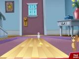 Flash игра для девочек Tom and Jerry: Bowling