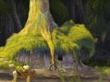 Flash игра для девочек Shrek n Slide
