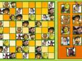 flash игра Shrek - Sudoku