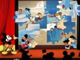 Flash игра для девочек Classic Mickey Jigsaw Puzzle
