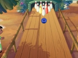 Flash игра для девочек Stitch Tiki Bowl - Боулинг Лило и Стича