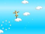 flash игра Заоблачные прыжки
