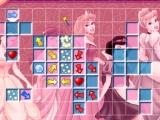 flash игра Hidden Treasures - Найди Сокровища Принцесс