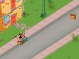 Flash игра для девочек Goofy`s Hot Dog Drop - Хот-доги от Гуфи