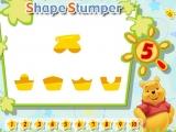 Flash игра для девочек Pooh's Brain Games - Головоломки от Винни