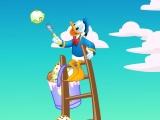 Flash игра для девочек Башня из мороженого